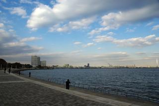 臨港パークの景色